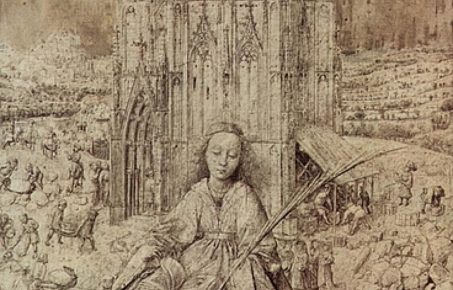 Św. Barbara - dziewica i męczennica