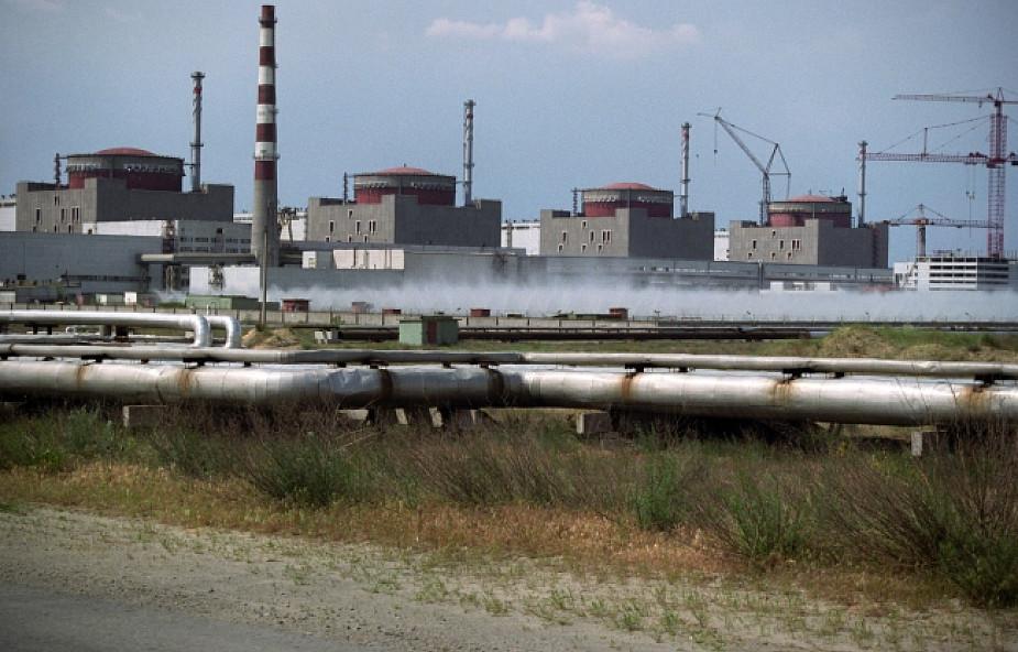 Ukraina: Awaria w elektrowni atomowej