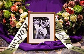 Pogrzeb dr Wandy Błeńskiej, matki trędowatych