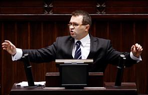 Girzyński zrezygnował z członkostwa w partii