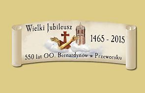 550-lecie obecności bernardynów w Przeworsku