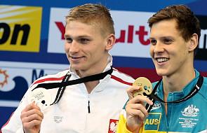 MŚ w pływaniu - złoty medal Kawęckiego