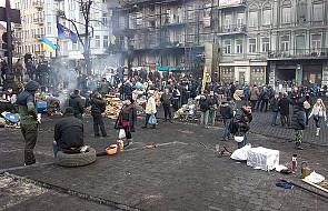 Na Ukrainie wstrzymano ogień