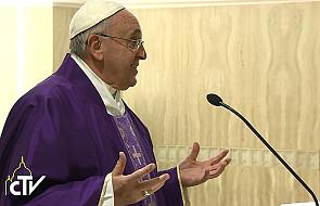 Franciszek o prawdziwej radości Kościoła