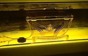 Odnaleziono skradzioną relikwię Jana Pawła II