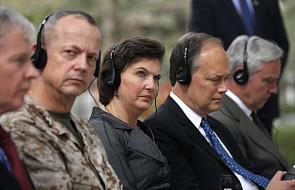"""""""Kommiersant"""" o rozmowie dyplomatów USA"""