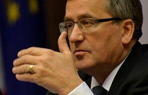Prezydent: Europa powinna wrócić do przemysłu