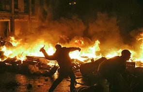 Ukraina: Kościół wzywa do zaprzest. przemocy