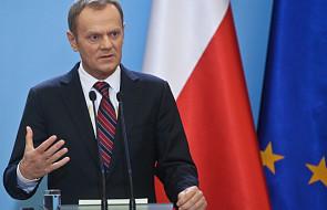 """Tusk: """"Obserwujemy rozpad państwa"""""""
