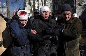 """MSZ Szwecji: """"Janukowycz ma krew na rękach"""""""