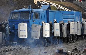 Rosja żąda od Majdanu wznowienia dialogu