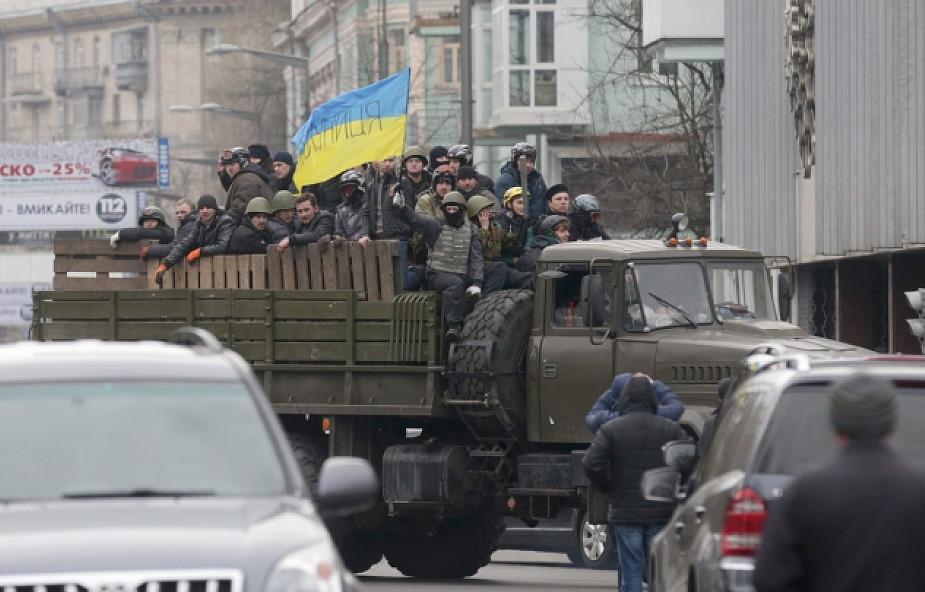 Ukraina w ogniu rewolucji (RELACJA NA ŻYWO)