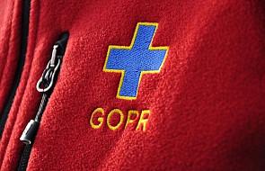Ferie: GOPR uczy bezpiecznych zachowań