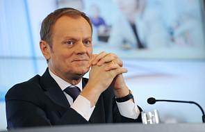 Tusk kontynuuje cykl spotkań ws. Ukrainy