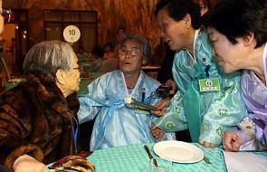 Korea Płn: spotkanie rodzin rozdzielonych