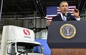 Obama oburzony sytuacją na Ukrainie