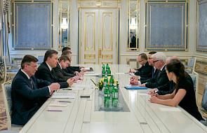 Ukraina: jest porozumienie z ministrami UE