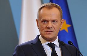 Tusk: Treść porozumienia z Janukowyczem