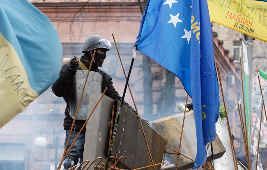 Ukraina: retuszowana rewolucja?
