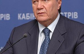 Janukowycz poszukiwany listem gończym