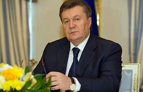 Szwajcaria zamroziła fundusze Janukowycza