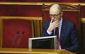 Kijów liczy na 15 mld dolarów pomocy od MFW