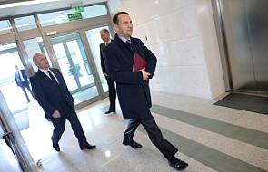 Sikorski: Janukowycz jest sam sobie winien