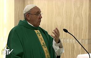 Papież o podejściu do ludzi rozwiedzionych