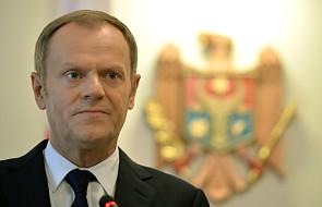 Tusk rozmawiał z liderami ukraińskiej opozycji