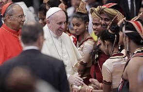 Franciszek zapowiedział wizytę w Sri Lance
