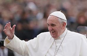 """Zgłosili się na """"walentynki"""" z Papieżem"""