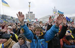 Ukraina: Artyści wspierają Euromajdan