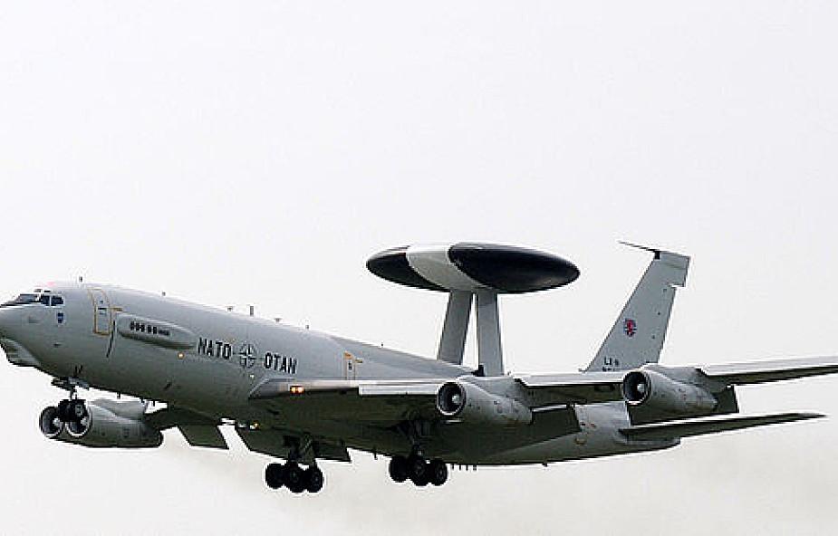 AWACS nad Polską będzie monitorował Ukrainę