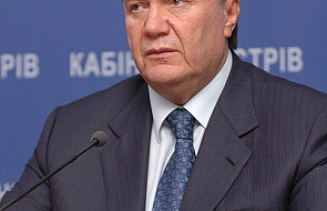 Janukowycz: jestem wciąż prezydentem