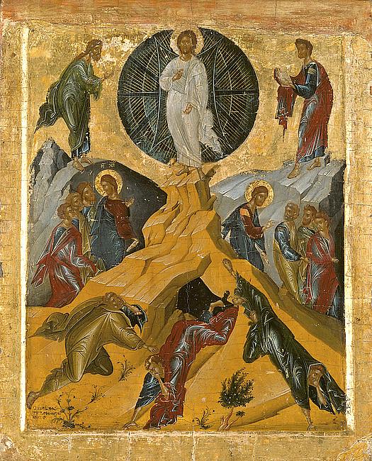 Rekolekcje z ikoną - Przemienienie Pańskie - zdjęcie w treści artykułu nr 2