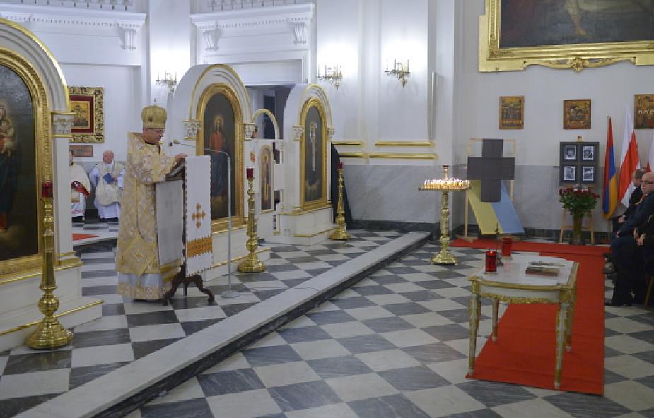 Niedzielna liturgia w intencji pokoju na Ukrainie