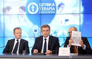 Arłukowicz przedstawił tzw. pakiet kolejkowy