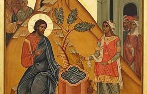 Rekolekcje z ikoną - Spotkanie Jezusa z Samarytanką