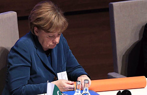 Merkel ostrzega przed destabilizacją Mołdawii