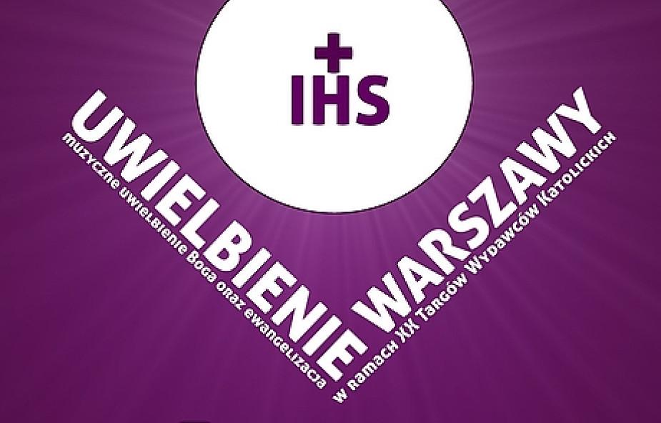 Uwielbienie obejmie Warszawę!