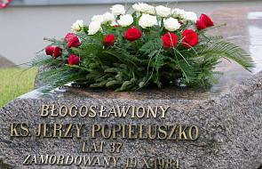 Skradziono relikwiarz z relikwiami ks. Popiełuszki