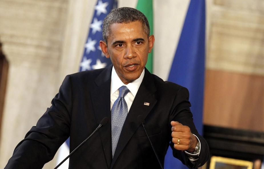 Obama: Polska powinna być wzorem dla Ukrainy