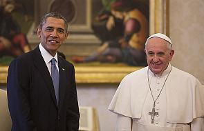 """Papież w USA? """"Amerykanie oszaleliby z radości"""""""