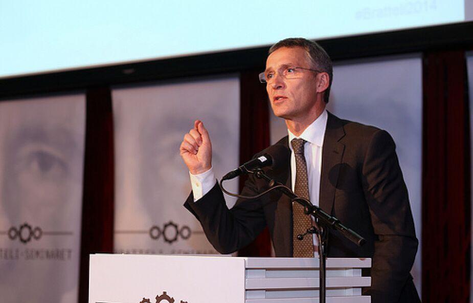 Stoltenberg sekretarzem generalnym NATO