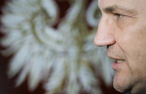 Sikorski: Polska będzie wspierać Stoltenberga