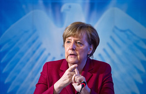 Berlin zabiega o dialog Rosji z Ukrainą