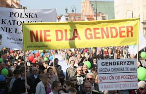 Marsz Świętości Życia przeszedł ul. Warszawy