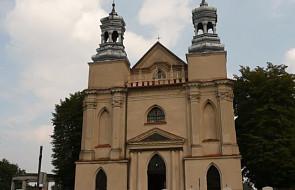 Rogowo: pożar XIX-wiecznego kościoła