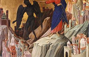 Rekolekcje z ikoną - Kuszenie Jezusa na pustyni