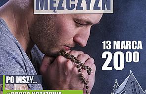 Kraków: marcowa Msza w intencji mężczyzn